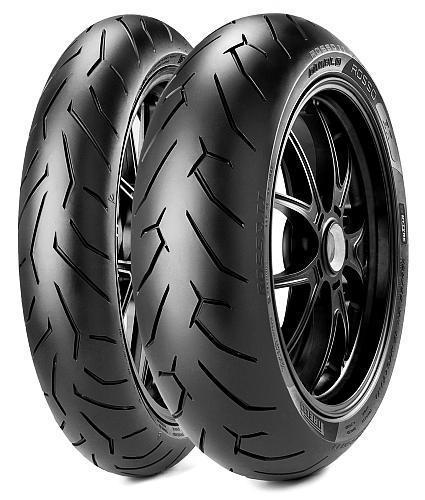 Pirelli180/55 R 17 DIABLO ROSSO II R 73W TL