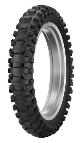 Dunlop 120/80 - 19 GEOMAX MX33 R 63M TT